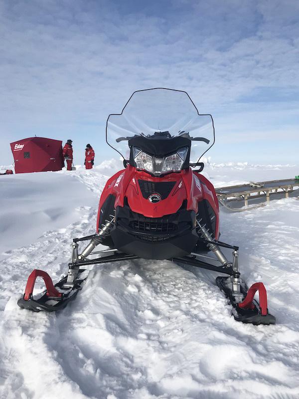 SkiDoo 600p